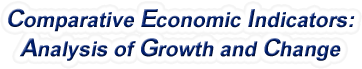New Hampshire - Comparative Economic Indicators: Analysis of Growth and Change, 1969-2017