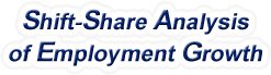 Shift-Share Analysis of New Hampshire Employment Growth and Shift Share Analysis Tools for New Hampshire